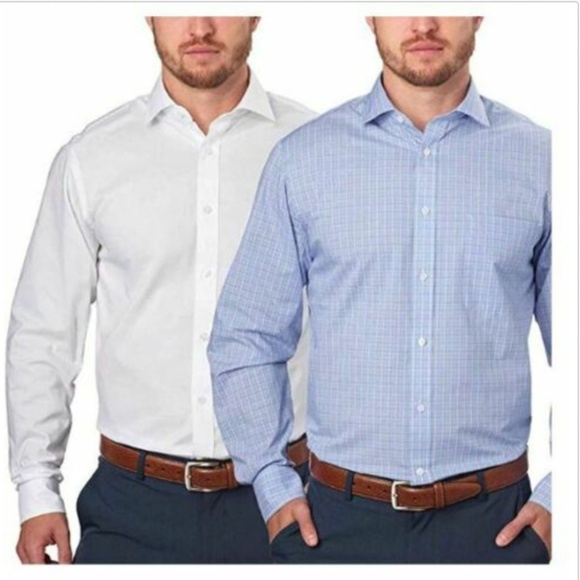 Tommy Hilfiger Other - Tommy Hilfiger Men's  Regular Fit Dress Shir